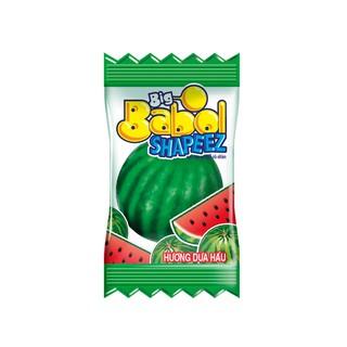 Hình ảnh Kẹo sing gum Big Babol Shapeez Hỗn Hợp Cam và Dưa Hấu dạng dây treo (64 Viên) 415g-5