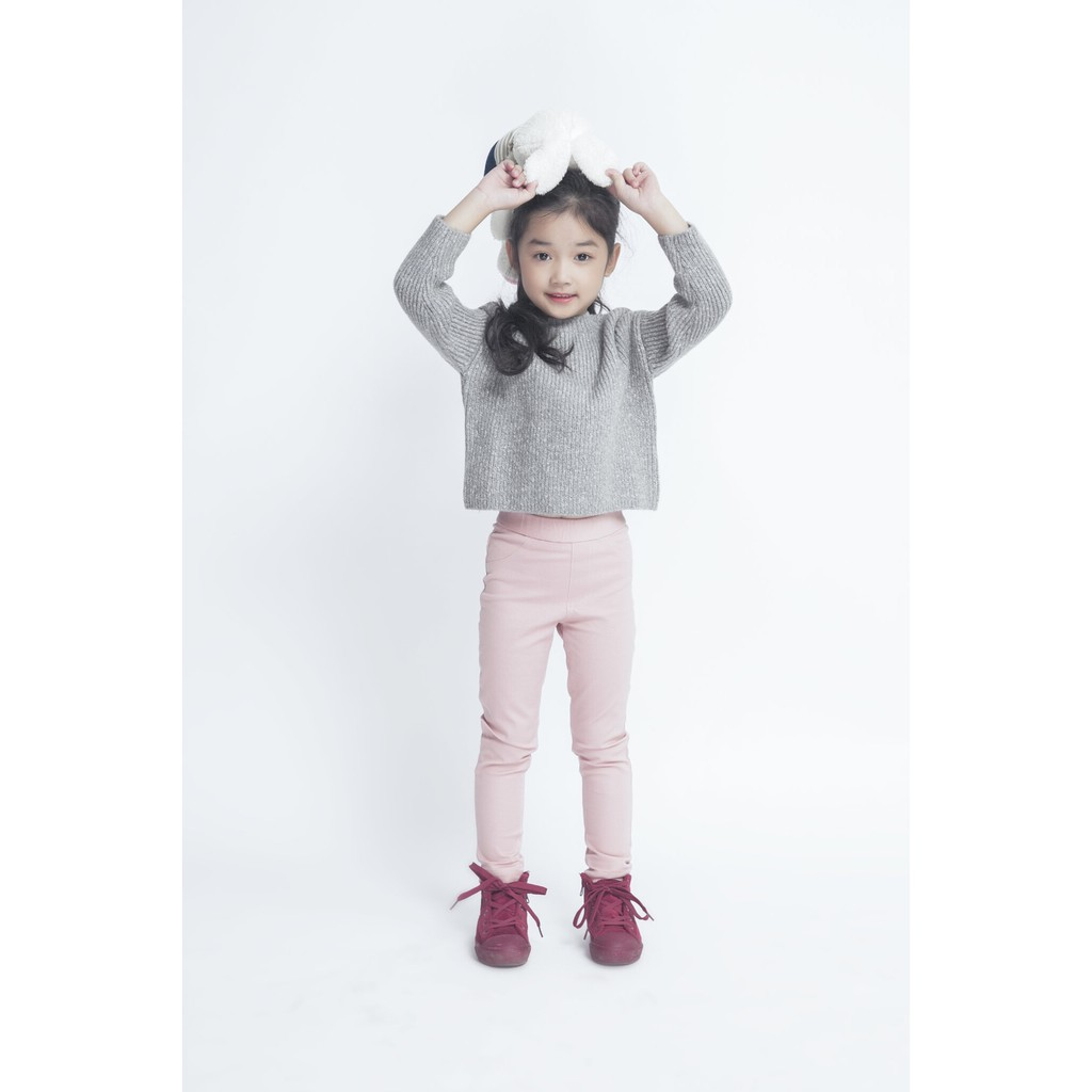 Giá bán IVY moda Áo len bé gái MS 58G0383