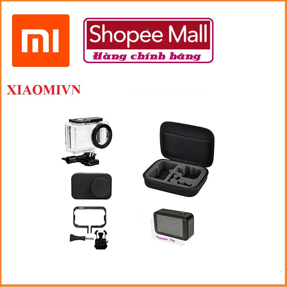 Kit chông nước . case, túi , dán màn hình Camera hành động Xiaomi Action camera 4k Bản quốc tế 2017 - 2622466 , 973546377 , 322_973546377 , 590000 , Kit-chong-nuoc-.-case-tui-dan-man-hinh-Camera-hanh-dong-Xiaomi-Action-camera-4k-Ban-quoc-te-2017-322_973546377 , shopee.vn , Kit chông nước . case, túi , dán màn hình Camera hành động Xiaomi Action camer