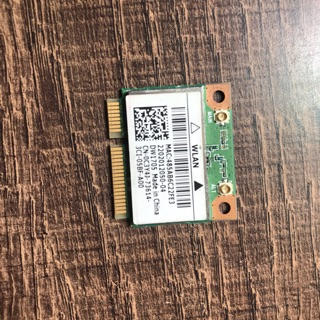 Card Wireless dùng cho laptop Dell DW1705 Chuẩn 802.11 b/g/n + Bluetooth 4.0 và DW1701 DW1702 DW1703 DW1704