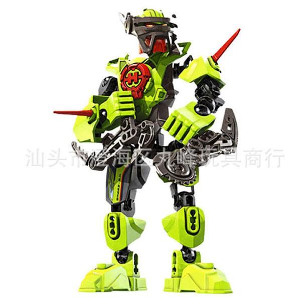Chiến binh Hero Factory 2.0 đồ chơi lắp ráp