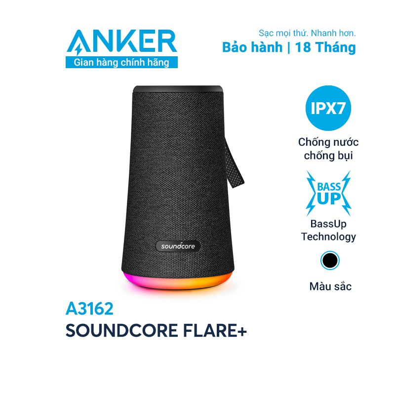 Loa bluetooth SoundCore Flare+ / Flare Plus (by ANKER) - A3162