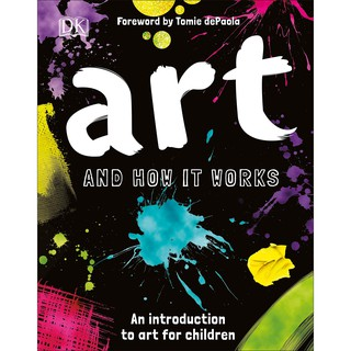 Sách : Art And How It Works - Nghệ Thuật và Cách Thức Hoạt Động