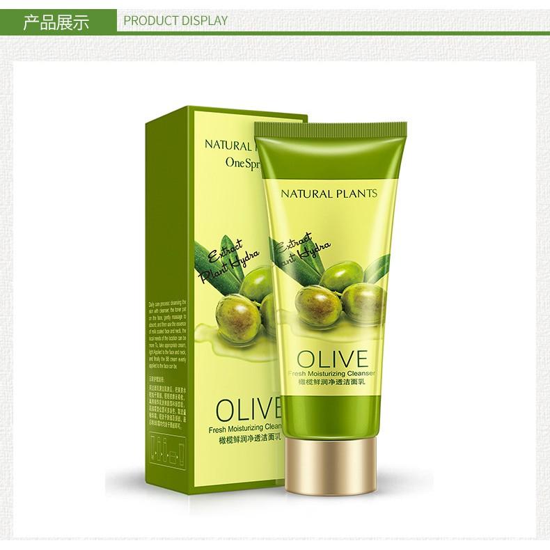 Sửa rửa mặt trắng sáng, trị mụn, dưỡng ẩm Olive One Spring nội địa Đài Trung - 3002365 , 1137085369 , 322_1137085369 , 39000 , Sua-rua-mat-trang-sang-tri-mun-duong-am-Olive-One-Spring-noi-dia-Dai-Trung-322_1137085369 , shopee.vn , Sửa rửa mặt trắng sáng, trị mụn, dưỡng ẩm Olive One Spring nội địa Đài Trung