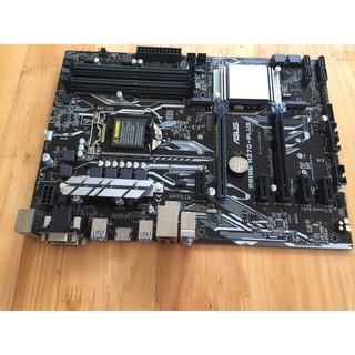 Mainboard ASUS PRIME H270M-PLUS (Socket 1151, 4 khe ram, 2x M2 SATA PCIe)
