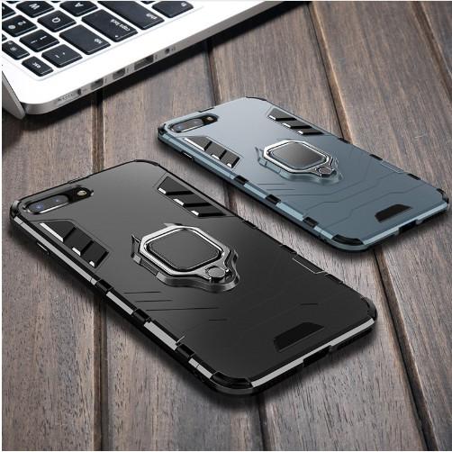Ốp lưng Black  (móc tay) ip 6,7,8-6+7+8+