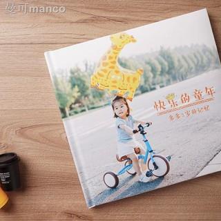 Cuốn Album Ảnh Lưu Giữ Kỉ Niệm Cho Bé