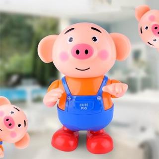 Đồ Chơi Heo Peppa Pig Biết Nhảy Theo Nhạc