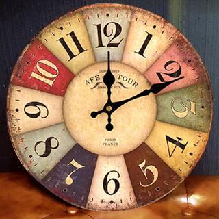 [Flash sale] Đồng hồ treo tường trang trí nhà cửa
