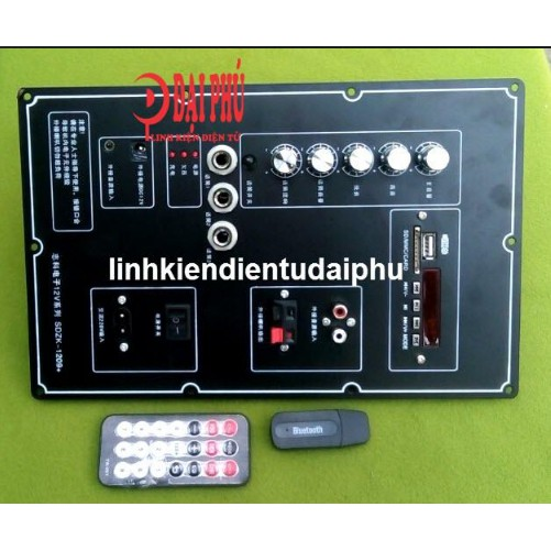 Bản mạch loa kéo công suất 150W-200W kèm USB Bluetooth - 3291117 , 1245153962 , 322_1245153962 , 700000 , Ban-mach-loa-keo-cong-suat-150W-200W-kem-USB-Bluetooth-322_1245153962 , shopee.vn , Bản mạch loa kéo công suất 150W-200W kèm USB Bluetooth