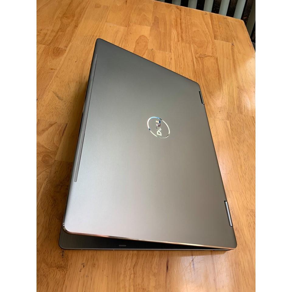 Laptop Dell 7375, AMD Ryzen 5 (8cpus), 8G, 256G, Full HD, X360