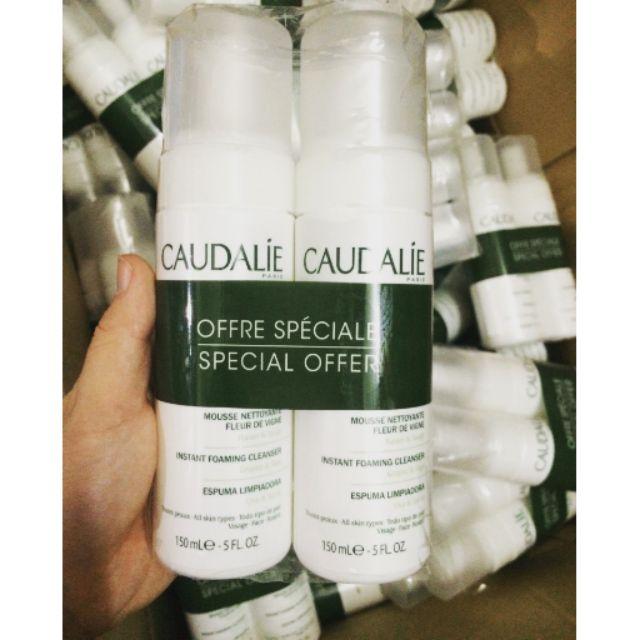 Sữa rửa mặt dạng bọt Caudalie - 9995442 , 295990425 , 322_295990425 , 280000 , Sua-rua-mat-dang-bot-Caudalie-322_295990425 , shopee.vn , Sữa rửa mặt dạng bọt Caudalie