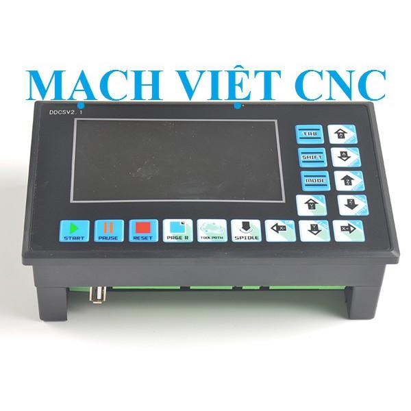 Bộ điều khiển máy công nghiệp CNC DDCSV 2.1 có support sử dụng | Shopee Việt Nam