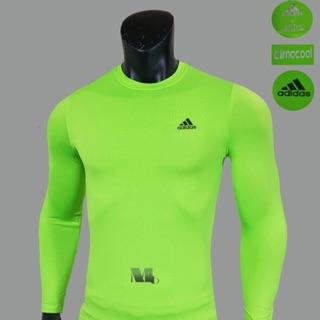 Áo thun giữ nhiệt dài tay, áo tập gym, áo đá bóng, áo thể thao