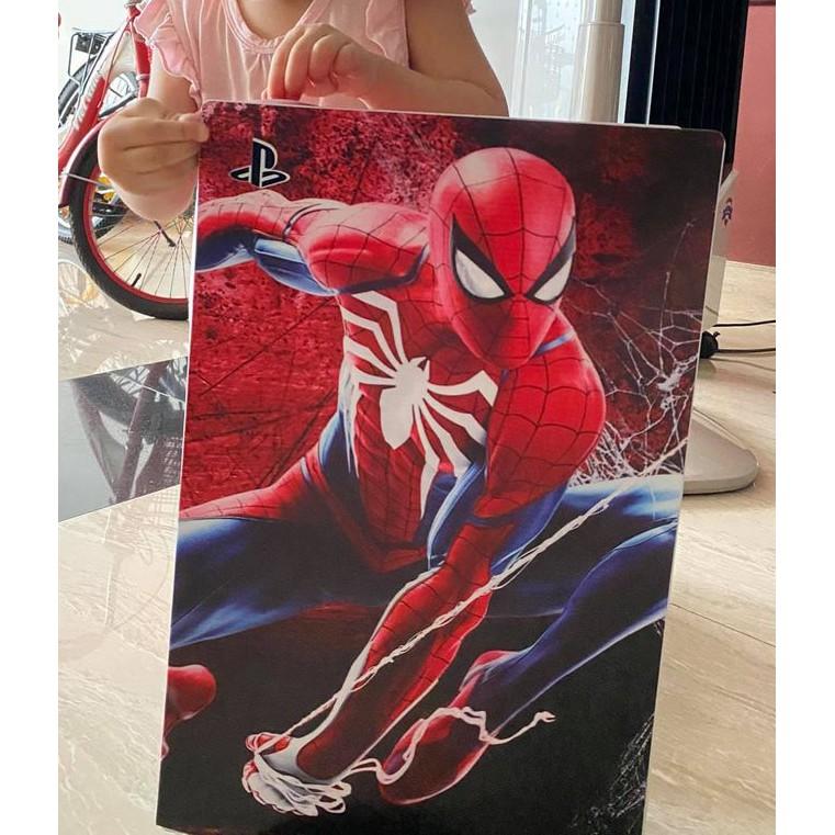Skin ps5 - spiderman