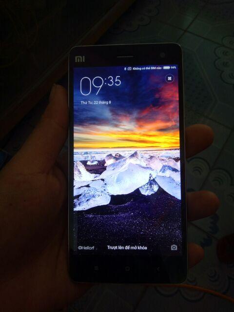 Điện thoại :Xiaomi mi 4 mới 99% full hộp