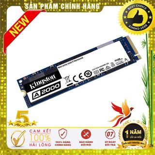 Ổ Cứng SSD m2 Kingston A2000 250GB NVMe PCIe Gen3 x4 chính hãng