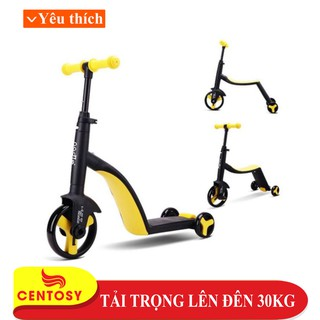 Xe Scooter Trẻ Em Cao Cấp – Nadle 3 in 1