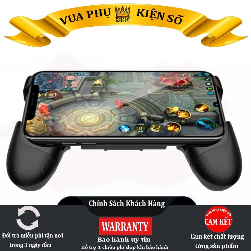 Tay cầm chơi Gamepad kẹp điện thoại chơi game tiện lợi - Chống mỏi tay khi sử d
