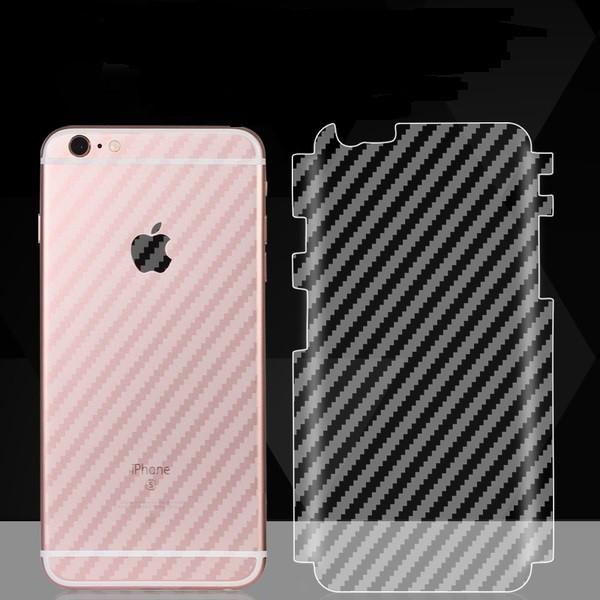 [SALE] Miếng dán carbon mặt lưng cho các loại iPhone