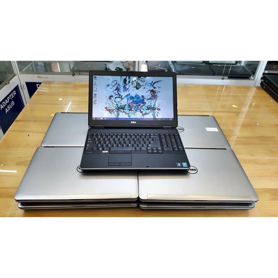 Laptop Cũ Dell Latitude E6540 Core i5-4300M Ram 4GB Ổ Cứng 250GB Màn Hình 15.6 HD Card On Giá chỉ 5.940.000₫