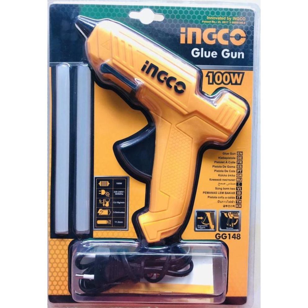 INGCO Súng bơm keo bắn keo điện 100w GG148   Shopee Việt Nam