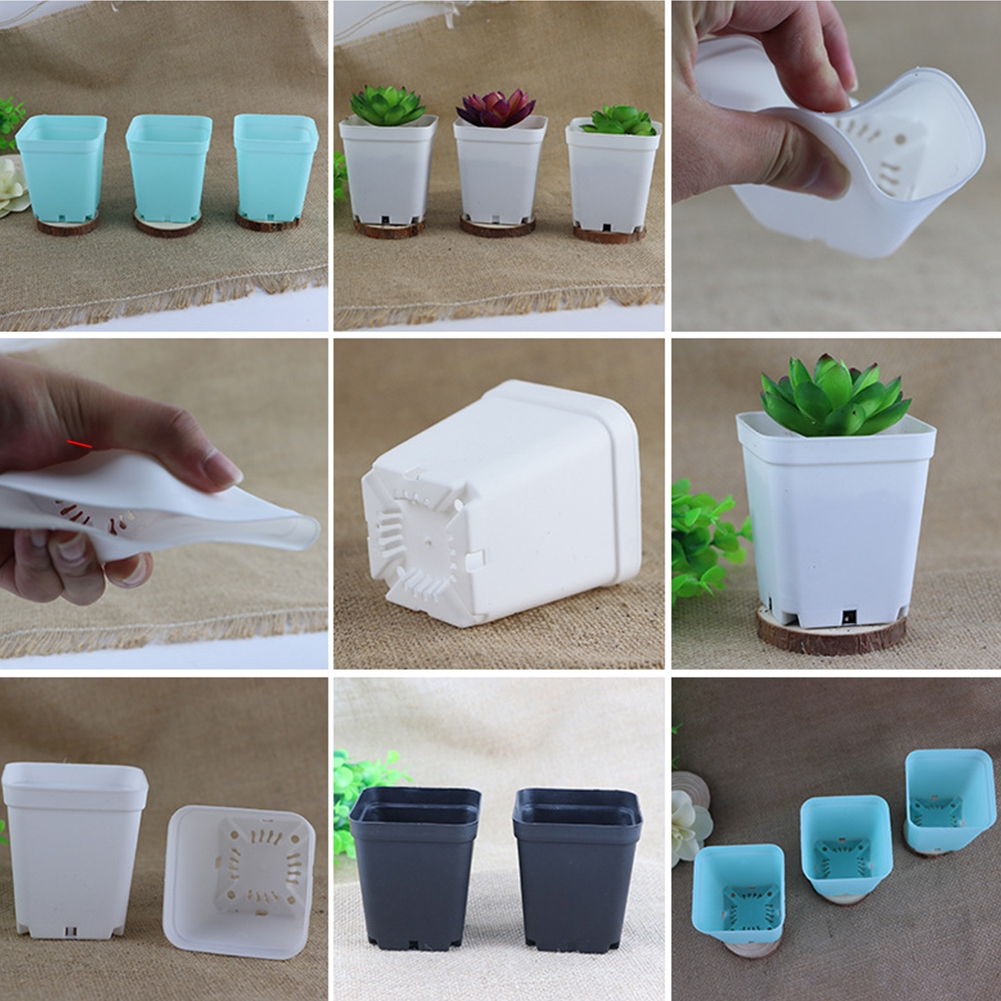 Holder Large Capacity Decorative Office Home With Tray Patio Reusable Flowerpot