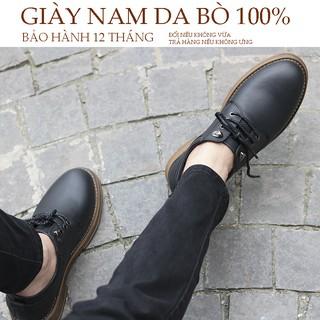 [Mã MASK33 hoàn 15% đơn 99K tối đa 30K xu] Giày Tây Nam Đế Cao Mã BH04, Da Bò Bảo Hành 12 Tháng thumbnail