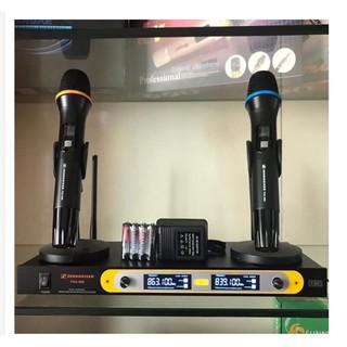 Micro không dây SENNHEISER PGX-868 THẾ HỆ MỚI hát là hay thumbnail