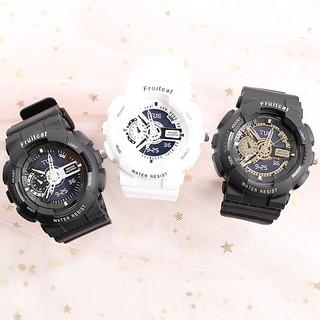 Đồng hồ thể thao điện tử thời trang nam nữ Fruicat 01 thumbnail