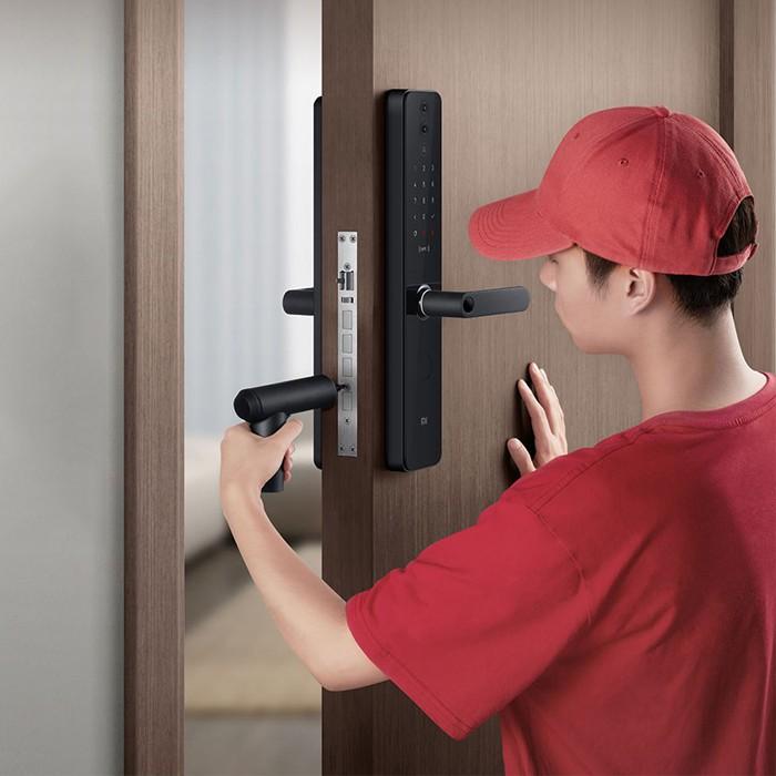 Khoá Cửa Thông Minh Xiaomi Mijia Door Lock Pro phiên bản mới tích hợp Camera