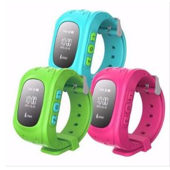 Đồng hồ gọi điện định vị Q5 giám sát an toàn cho bé nhà bạn