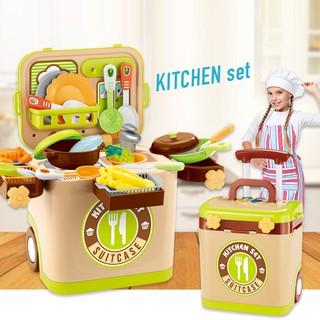 Bộ đồ bếp cho bé từ 3,5 tuổi
