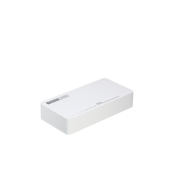 Switch TOTOLINK 8 port S808 100Mbps (Trắng) - Hãng phân phối chính thức