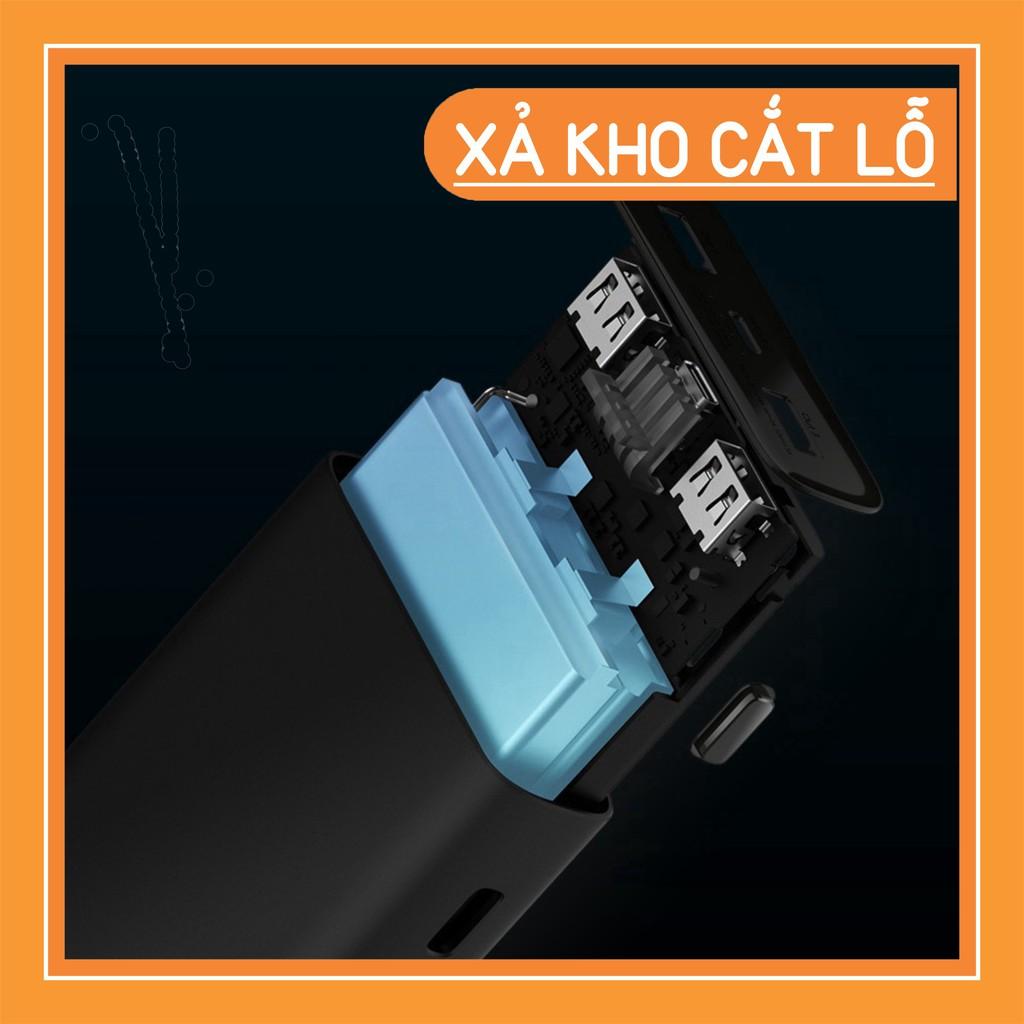 SALE LỖ [45W] Pin Sạc dự phòng Xiaomi 3 20000 mAh - Pin dự phòng Xiaomi gen  3 20000 mAh SALE LỖ