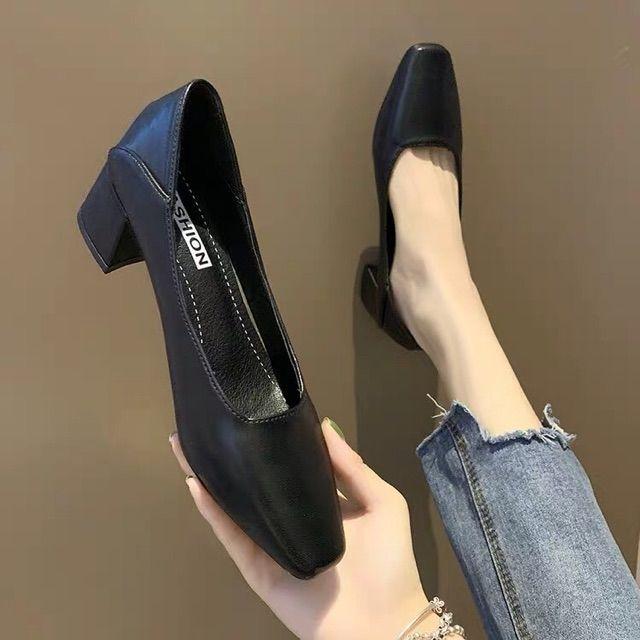 Giày nữ Công Sở dáng Basic
