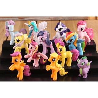 Set 3 túi ngựa pony 210k
