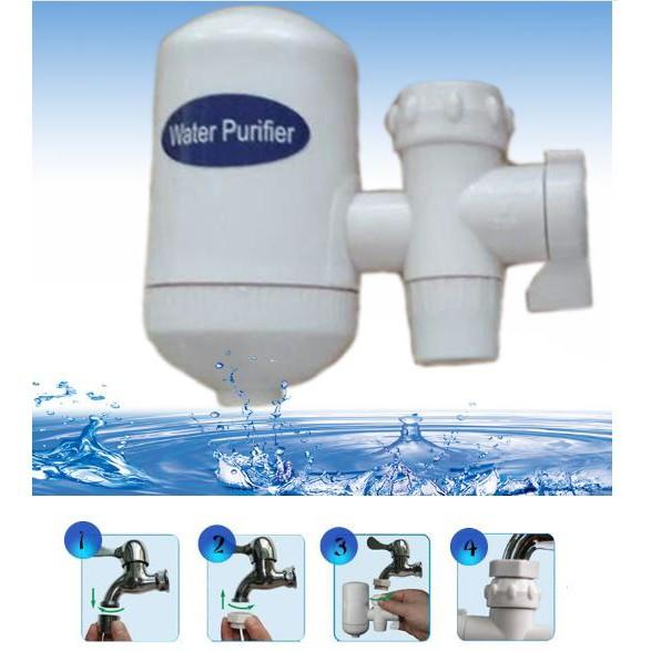 Bộ lọc nước tự động tại vòi Water Purifier. - TR7535   Shopee Việt Nam