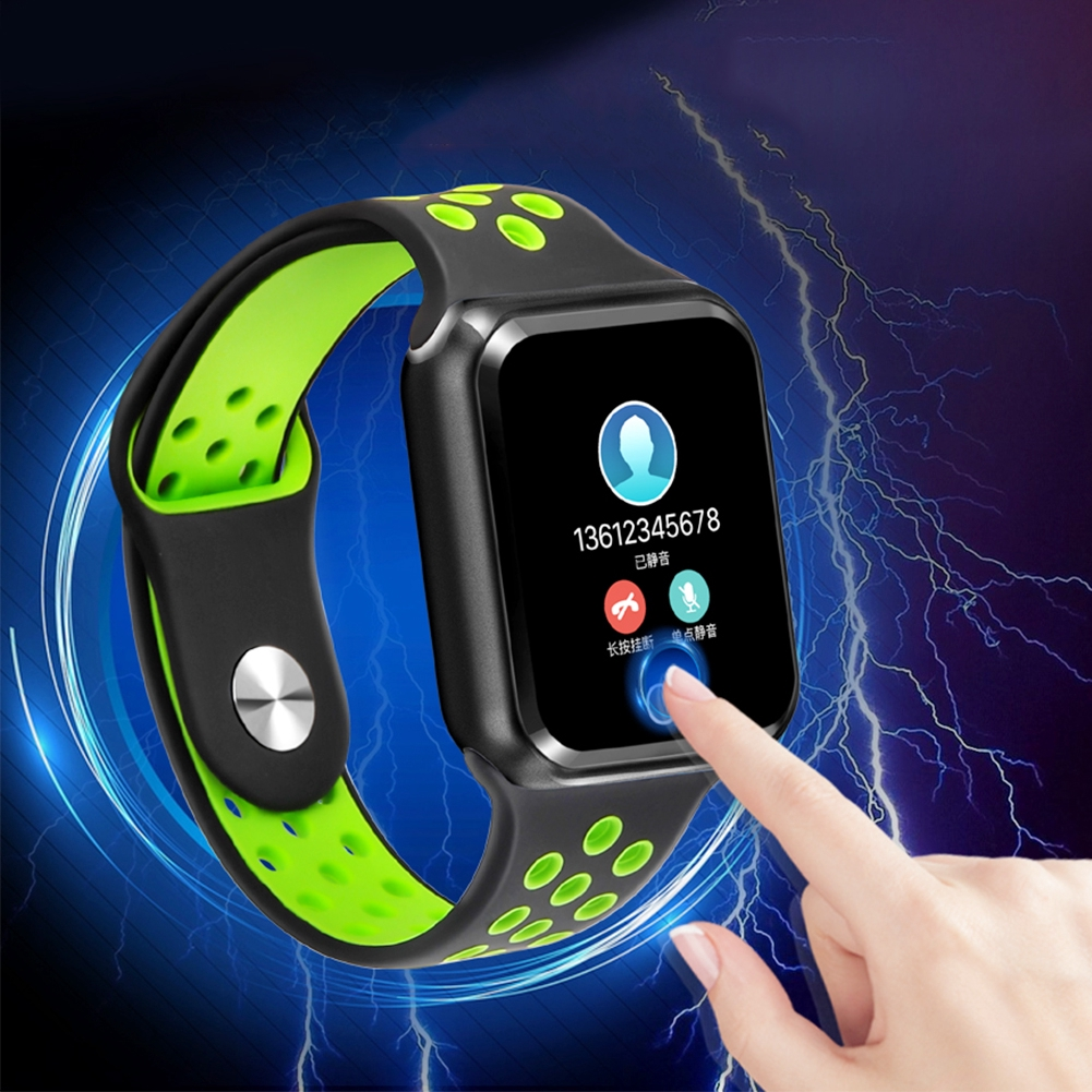 Waterproof Call Reminder Blood Pressure Long Standby Magnetic Charging Sports Adjustable Bluetooth For IPhone