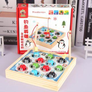 Bộ đồ chơi câu chim cánh cụt