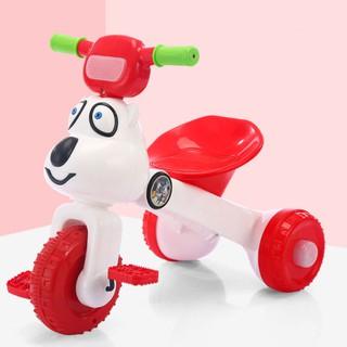 Trẻ con xe đạp