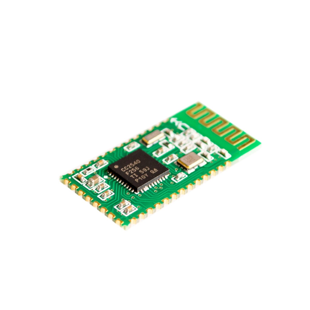 !5PCS/LOT HC-08 Bluetooth Serial Port Module Bluetooth 4.0 Low Power Consumption Microampere Level Current