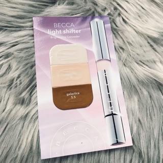 Sample Che khuyết điểm Becca Light Shifter Brighterning Concealer thumbnail