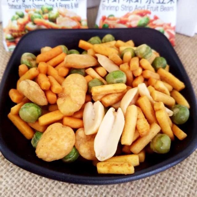 Đậu phộng, lạc thập cẩm Huỳnh Hiểu Minh ( set 5 gói mini)