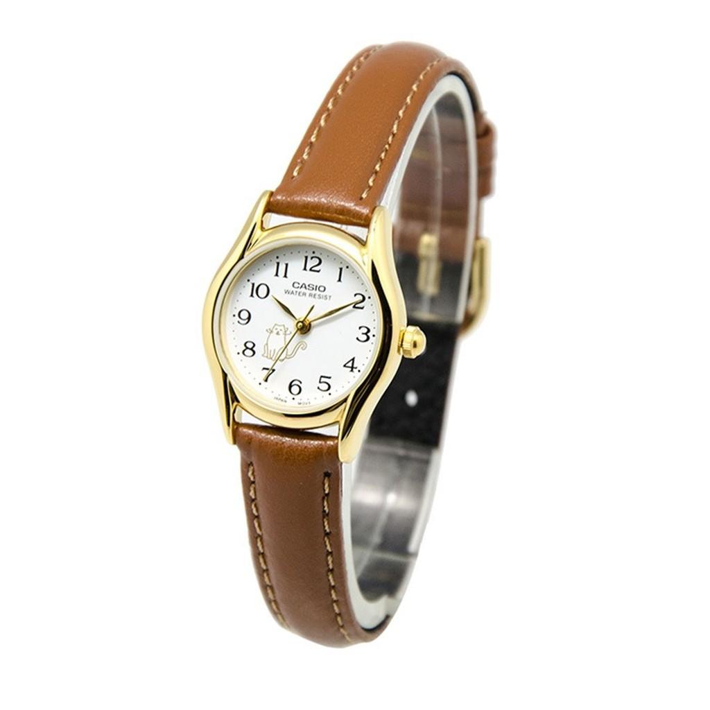 Đồng hồ nữ dây da Casio Standard Anh Khuê LTP-1094Q-7B8RDF