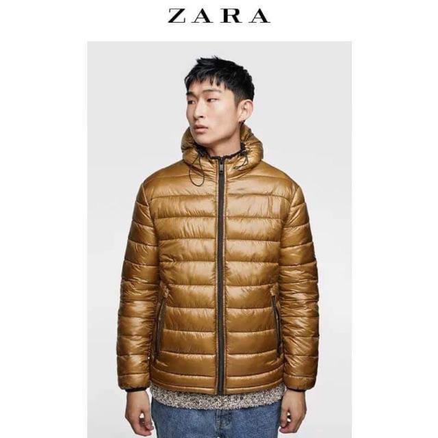 Áo phao xuất dư hãng Zara phao xịn mà giá cực yêu - Áo khoác phao