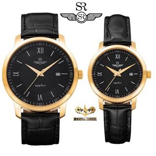 Đồng hồ đôi SRWATCH SG3002.4601CV - SL3002.4601CV mặt kính Sapphire chống trầy chống thumbnail