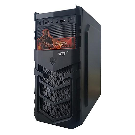 Sản phẩm Vỏ Case Máy Tính VSP 3702