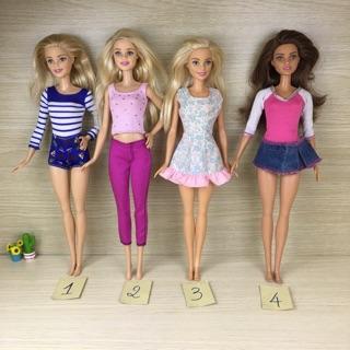 Búp bê barbie thời trang chính hãng