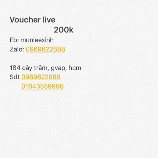 Voucher 200k